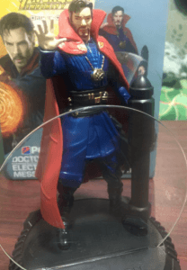 captain strange arm up avengers infinity war hot collectibles