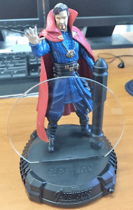 captain strange avengers infinity war unlit led light collectible