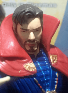 captain strange close up avengers infinity war hot collectible gifts 2018