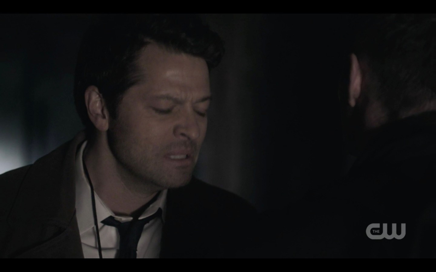 castiel tells dean winchester sam is dead after vampire bite 1321