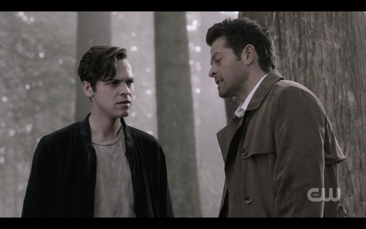 castiel weak for jack supernatural 1321