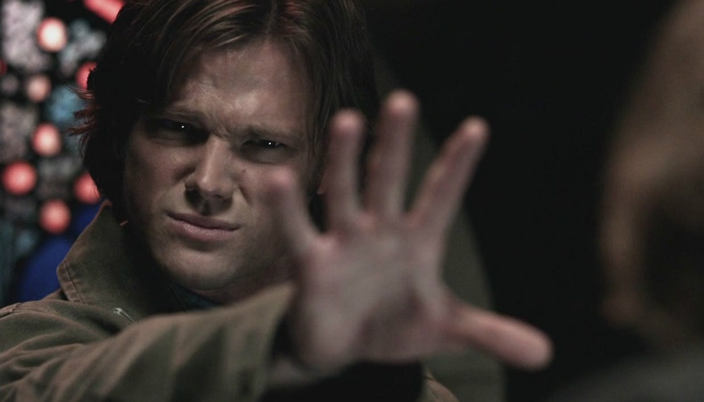 catching up with supernatural birthday boy sam winchester 2018 images