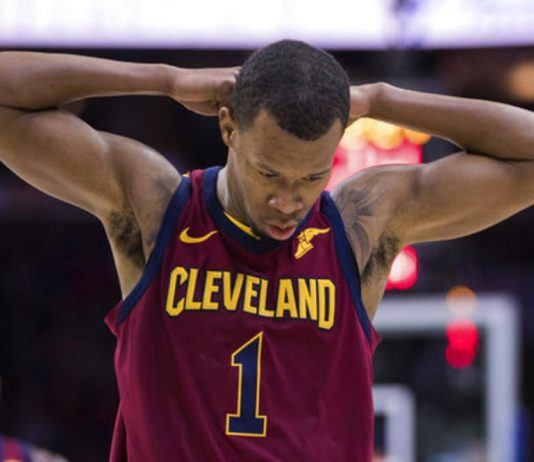 cavs rodney hood freed up while michael jordan lands james borrego 2018 images