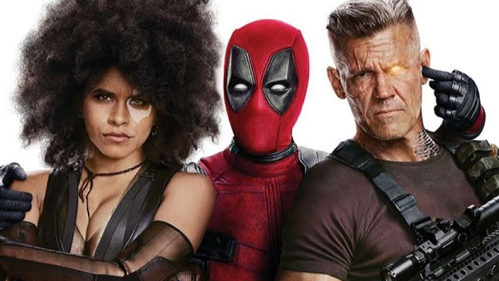 deadpool 2 dominates avengers infinity war at box office weekend