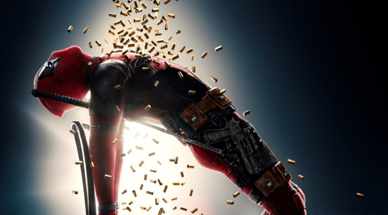 deadpool 2 flashdance homage with bullets