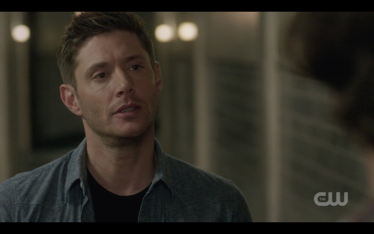 dean winchester asking sam what to do retire with jack supernatural finale