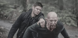 dean winchester fighting demon supernatural 1321