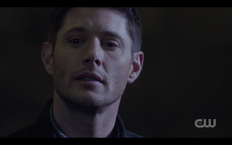 dean winchester saying bye to sam and jack superantural finale