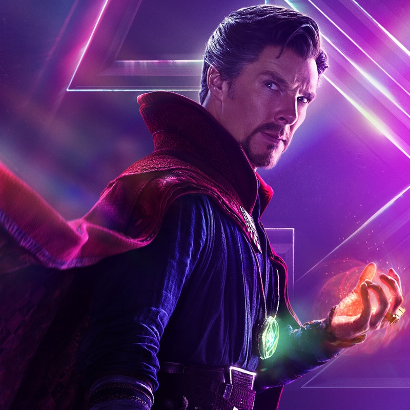 doctor strange gives up infinity stone avengers infinity war