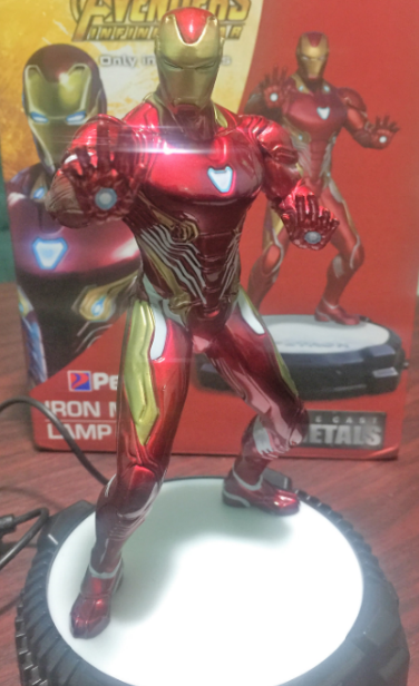 iron man avengers infinity war front collectible gifts view