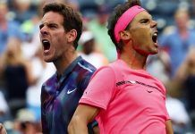 juan martin del potro ready to take on rafael nadal at madrid open 2018 images