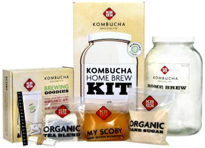 kombucha brewing kit mothers day gift ideas