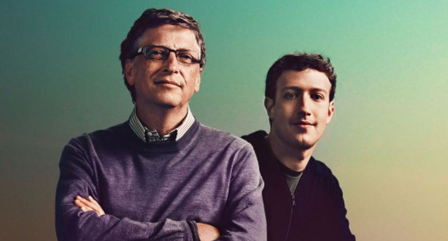 mark zuckerberg joins forces with bill gates foundation