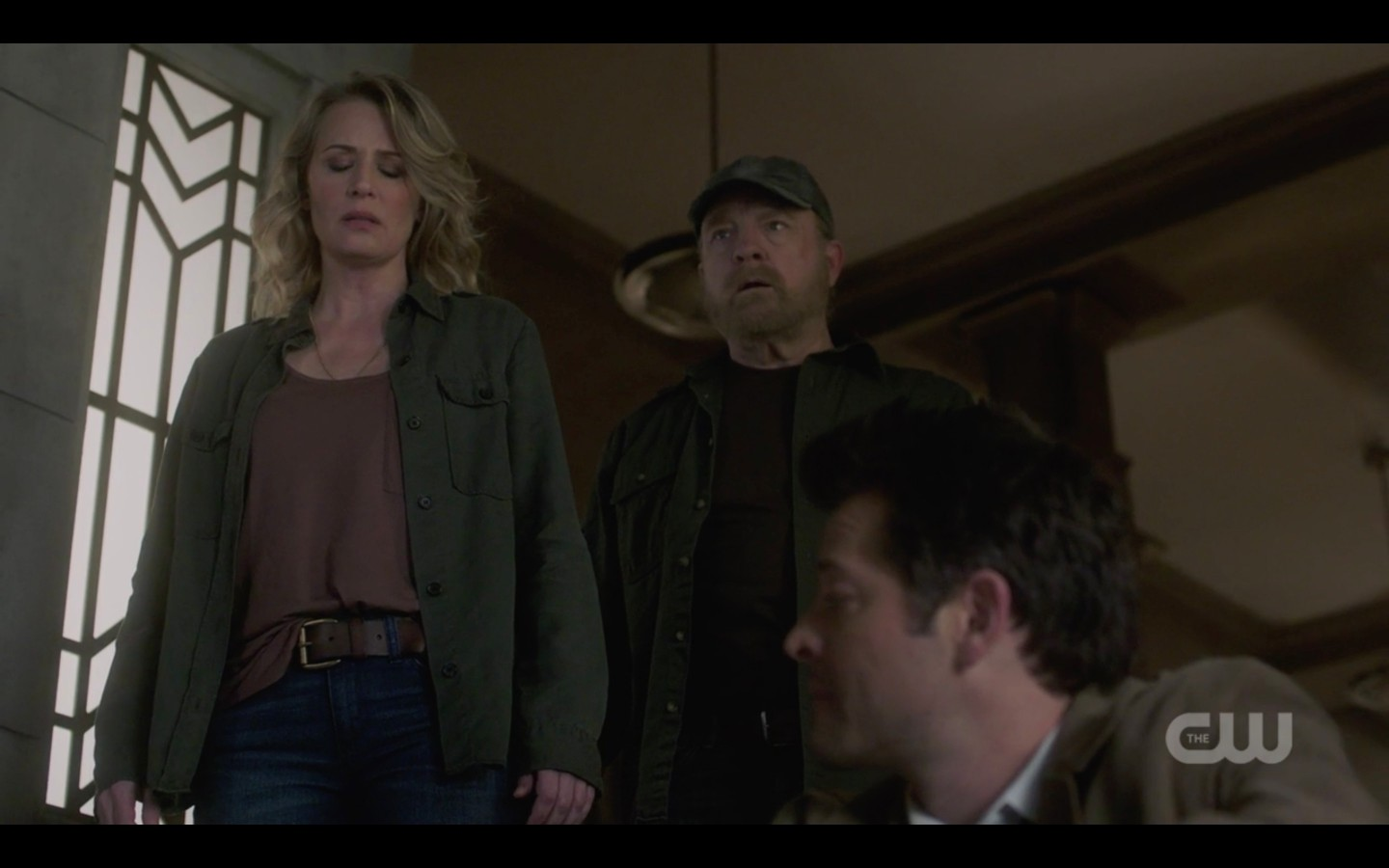 mary bobby find devastated castiel supernatural good times roll