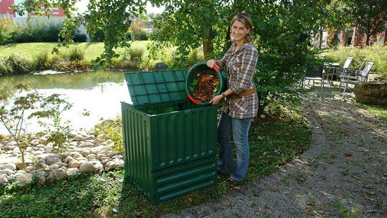 mothers day garden composter gift ideas