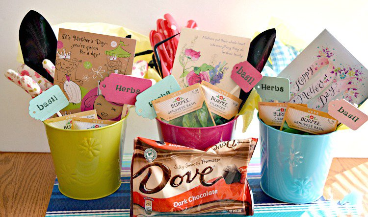 mothers day garden decor gift ideas