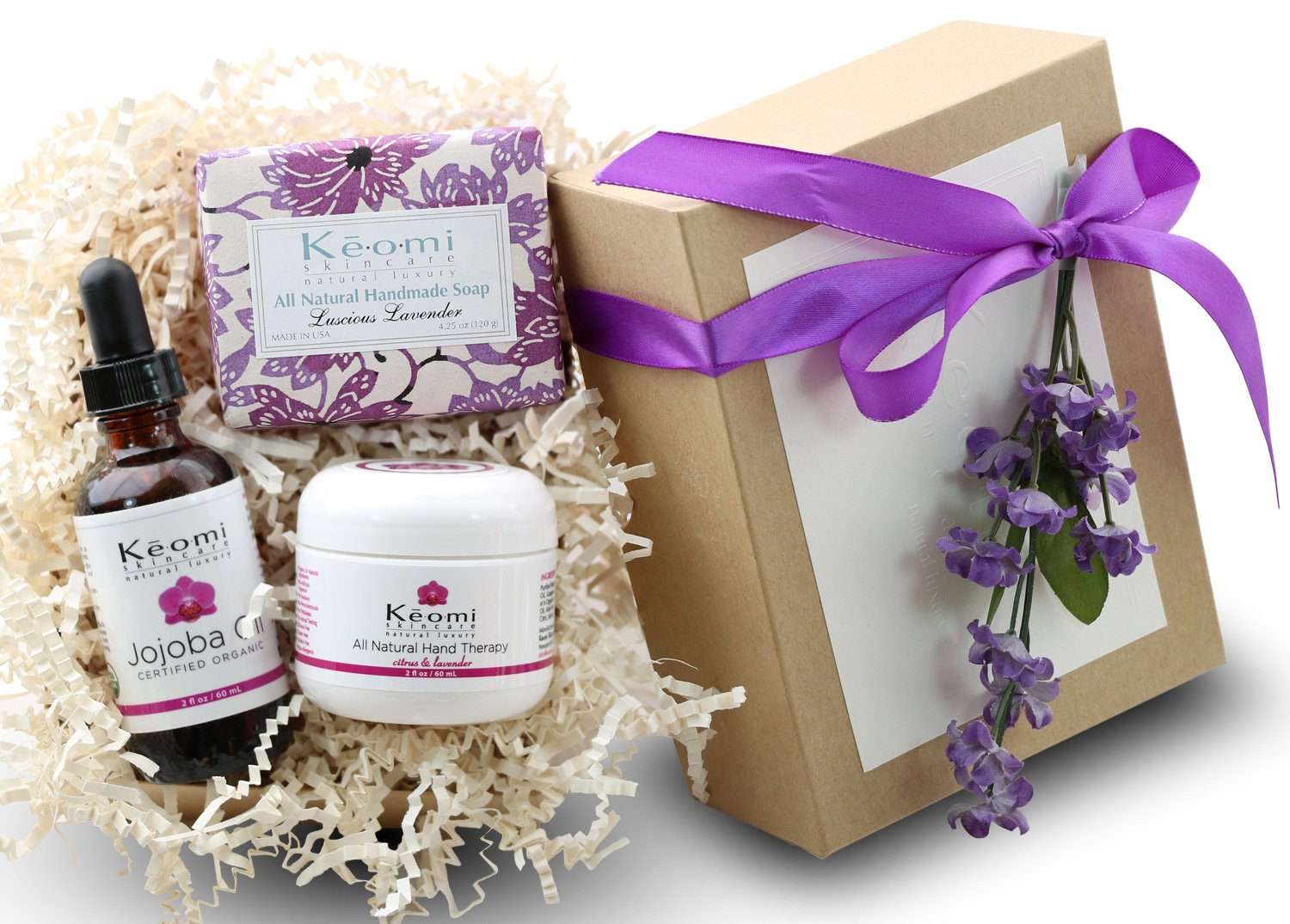 mothers day natural health gift basket idea