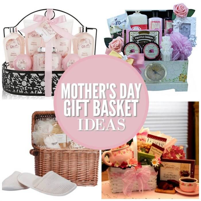 Perfect Gift Baskets For Every Mother