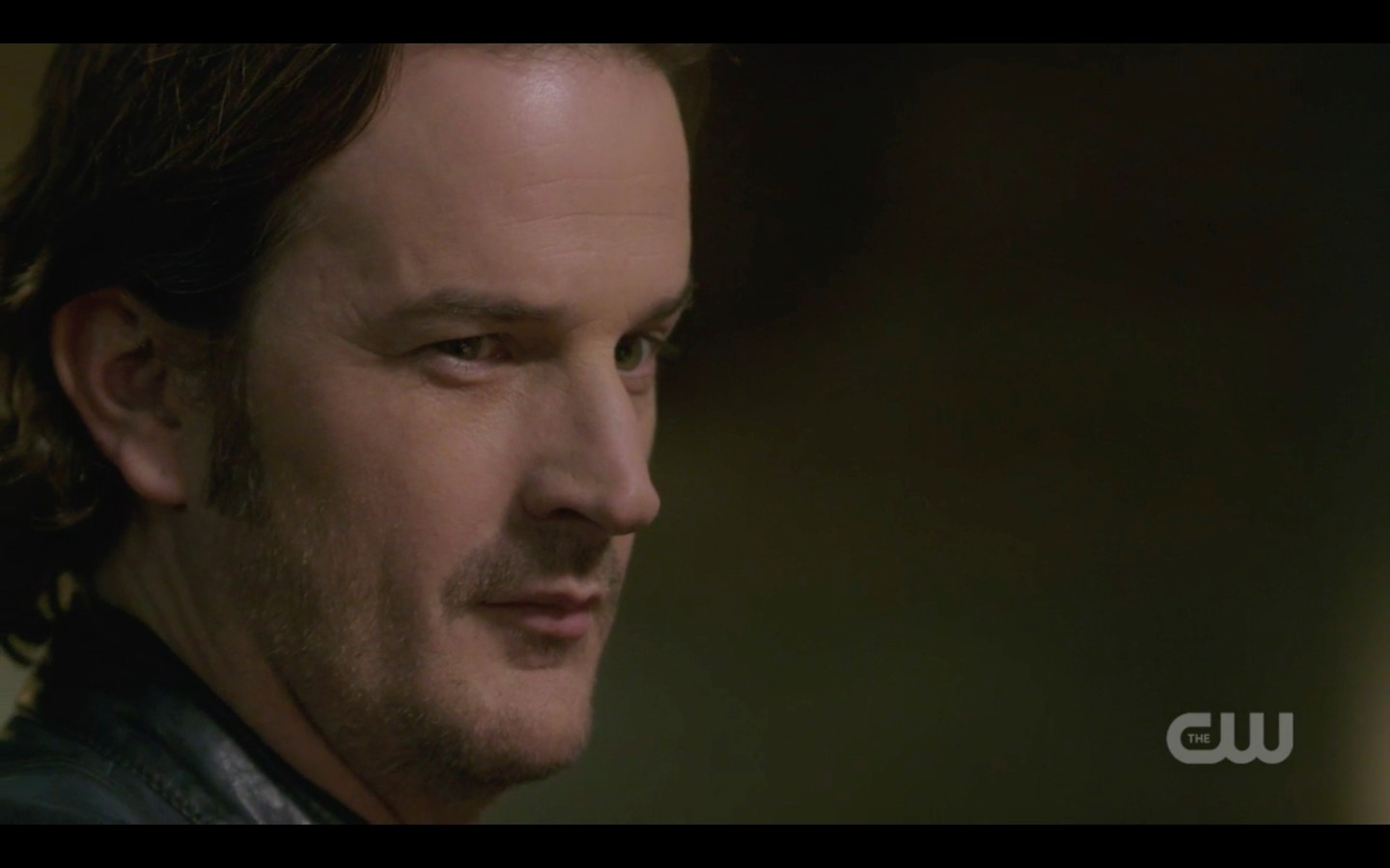 richard speight jr gabriel with rowena supernatural 1321