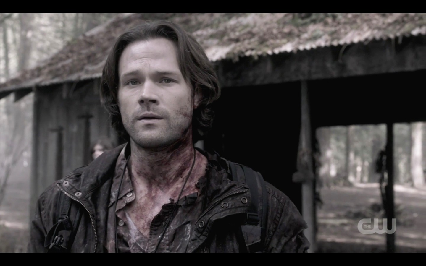 sam winchester survives vampire tearing throat apart 1321