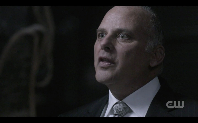 supernatural Zachariah tells dean winchester finale about lucifer fight
