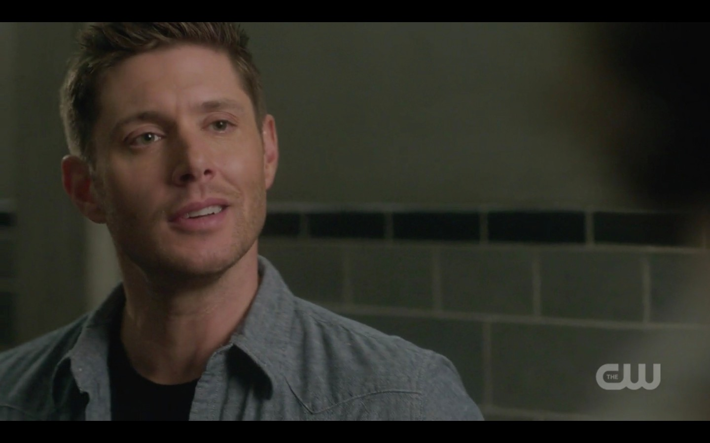 supernatural dean winchester reacts to sam retiring