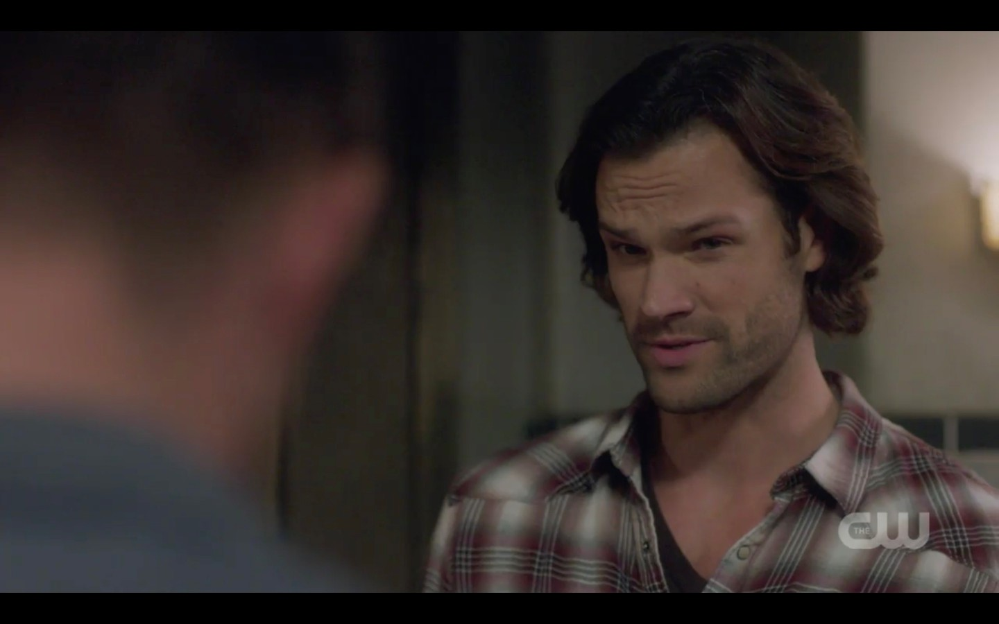 supernatural sam winchester you talking about retiring