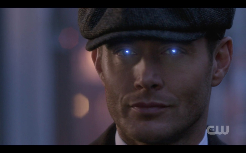 supernatural season 13 finale dean winchester blue eyes