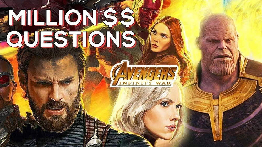 top 7 avengers infinity war questions answered 2018 images