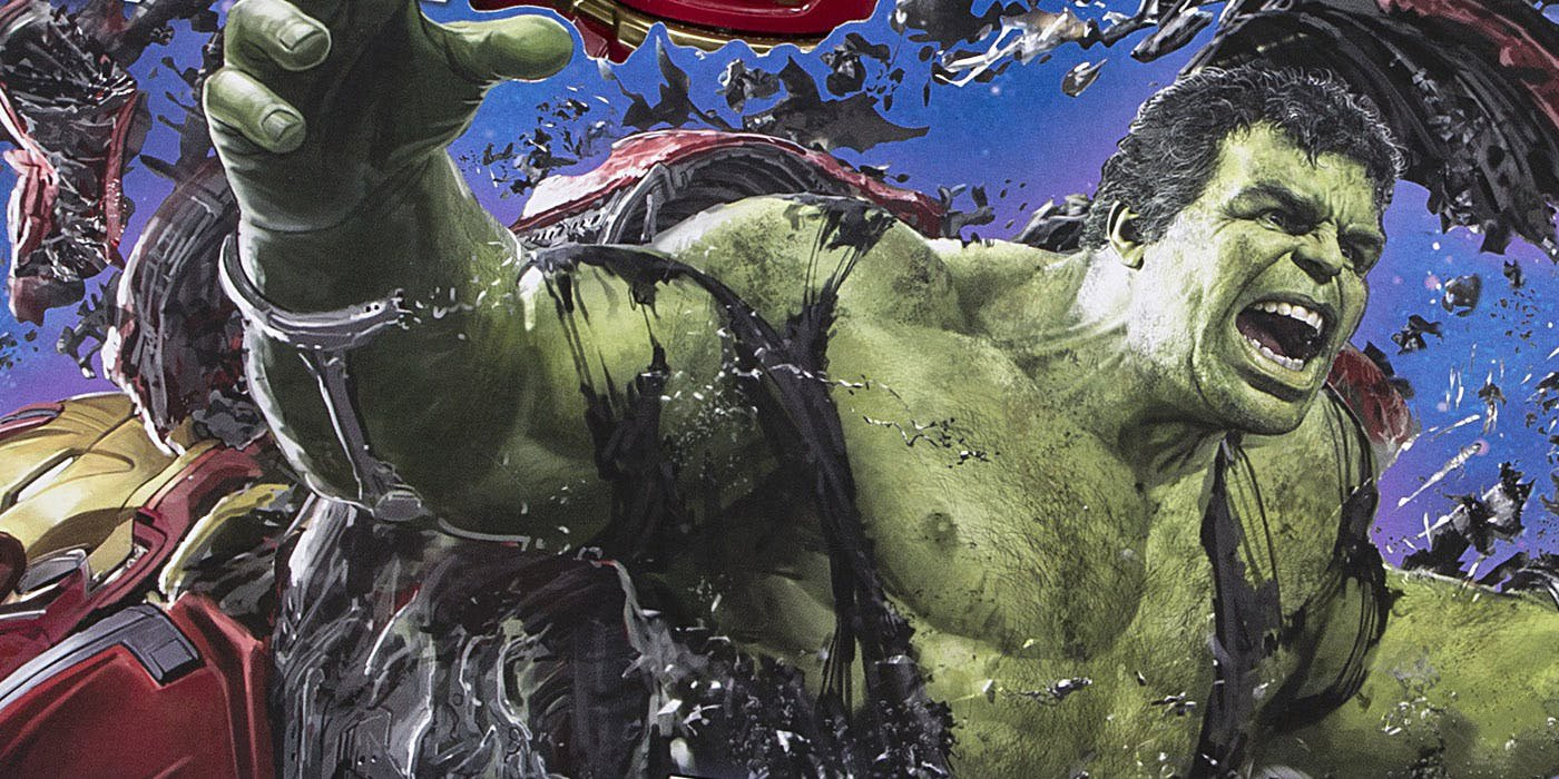 what happened to hulk in avengers infinity war