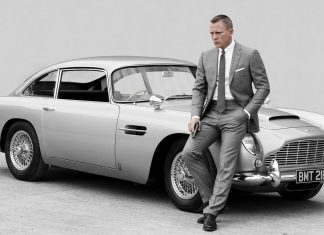 The 5 Coolest Cars Featured in James Bond Films 2018 images