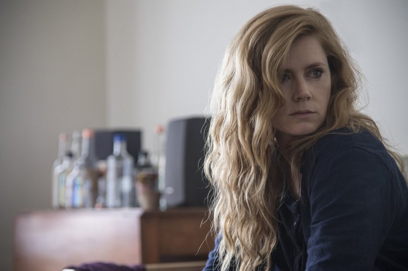 amy adams sharp objects show