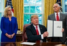 fact checking donald trump immigration policy with mike pence homeland security