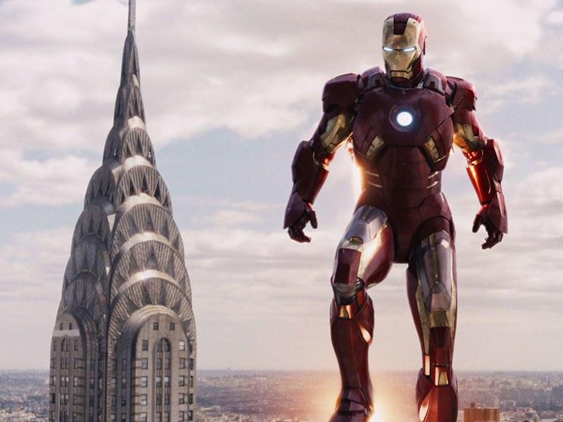 iron man armor collectible