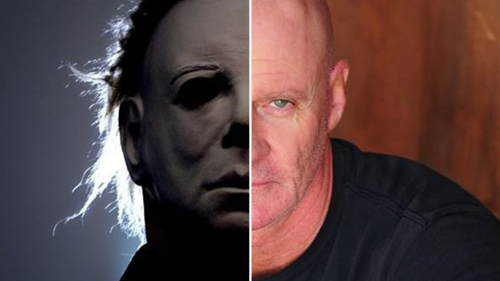 james jude courtney taking on michael myers in film