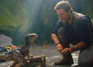 Chris Pratt stars in jurassic world fallen kingdom to fight illegal poaching