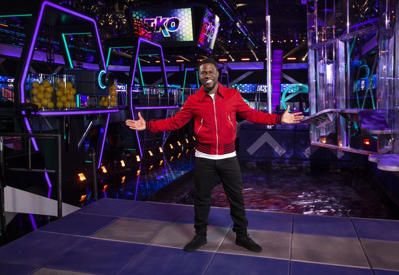kevin hart tko hot summer show