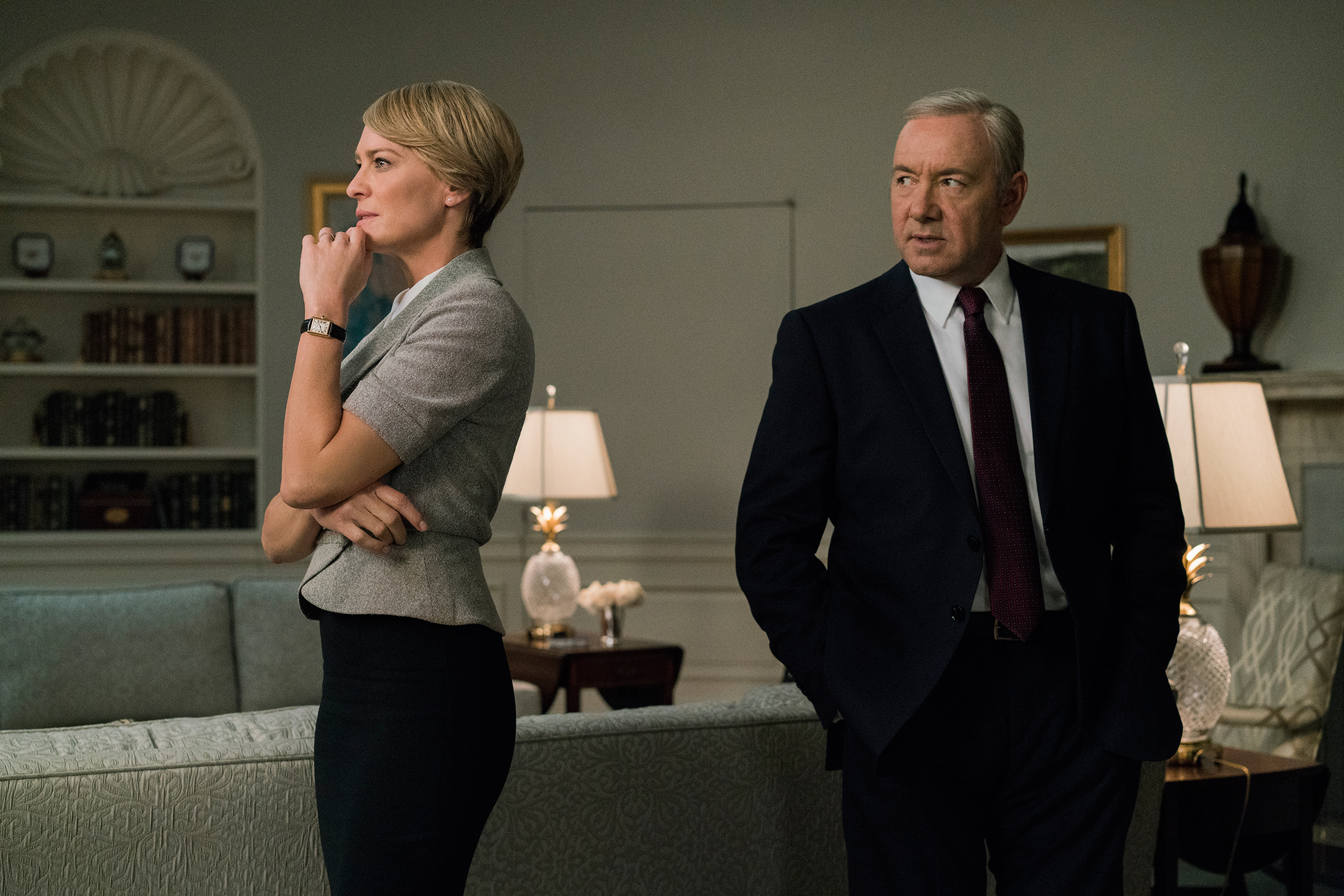 kevin spacey problem for house of cards robin wright