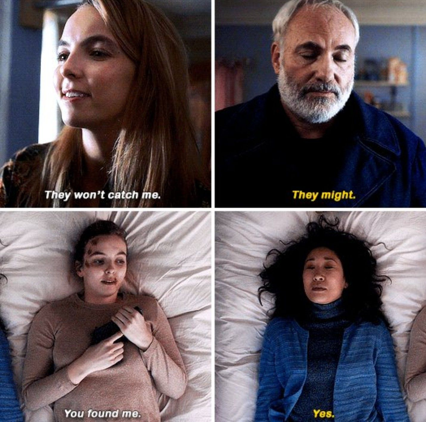 killing eve synopsis breakdown