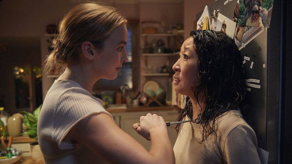 killing eve tops nominations 2018