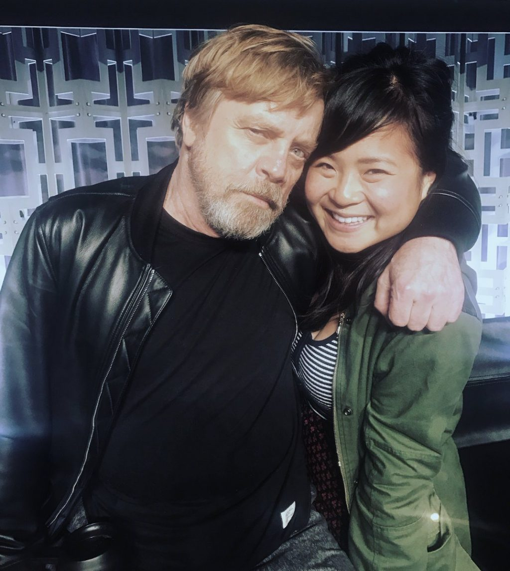 mark hamill stands up for kelly marie tran racist hits instagram
