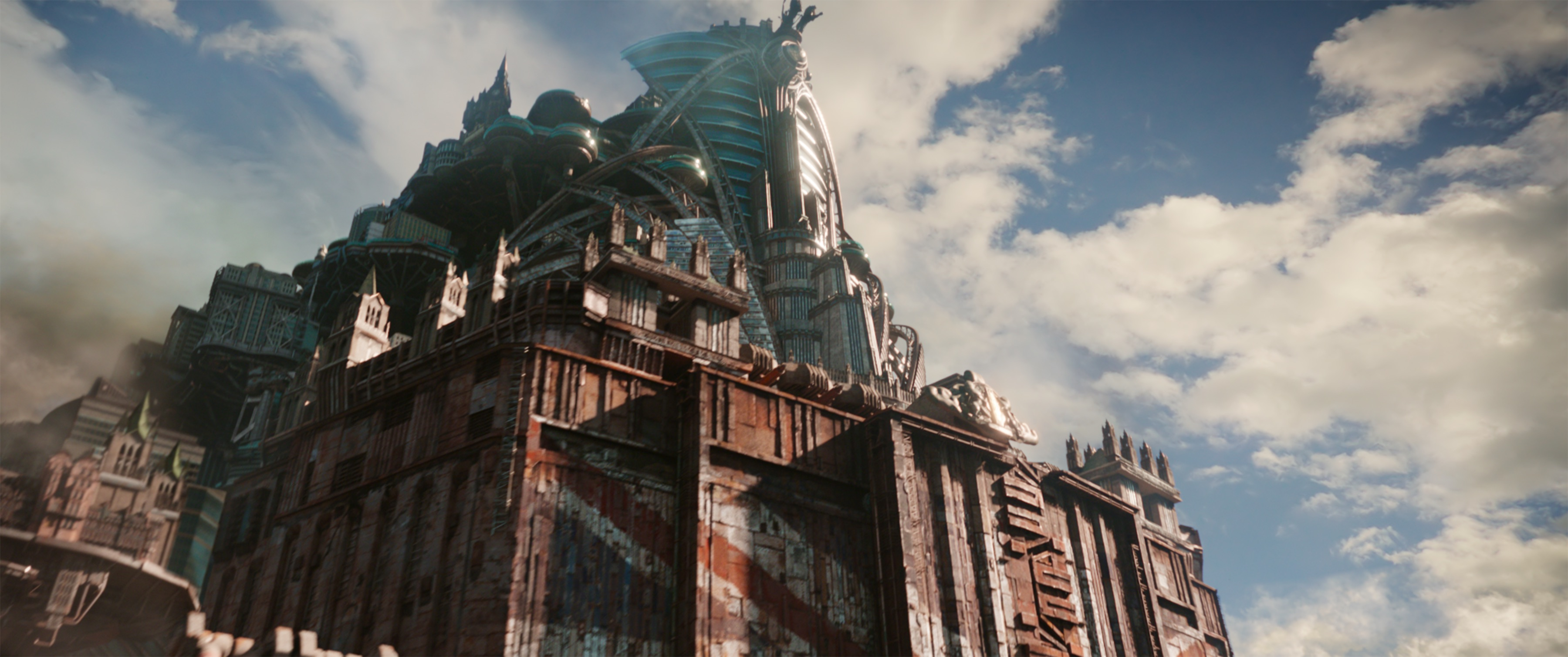 mortal engines traction city christian rivers