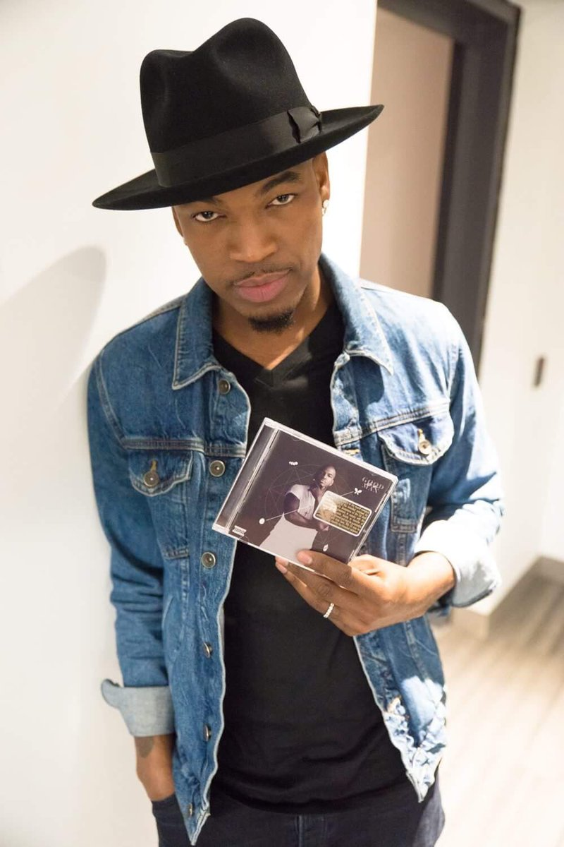 ne yo with his good man album