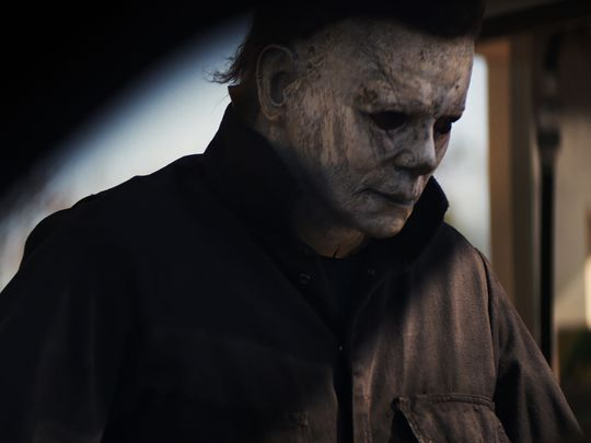 new michael myers in halloween movie reboot