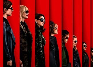 oceans 8 leads female fronted box office weekend 2018 images