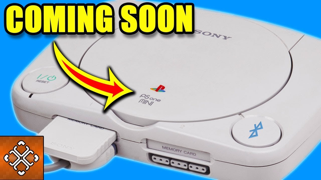 sony playstation 1 classic model coming retro game market