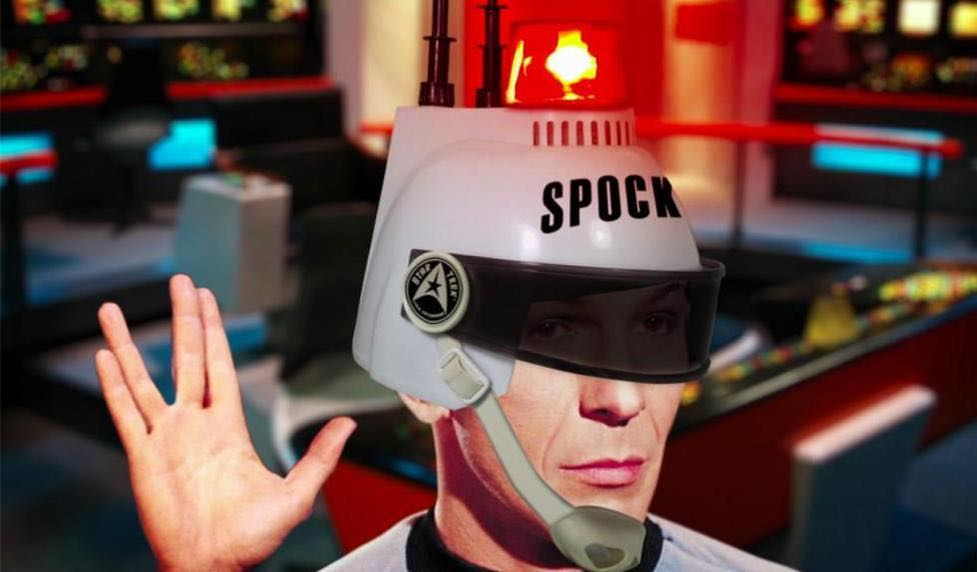 star trek spock red light toys that made us