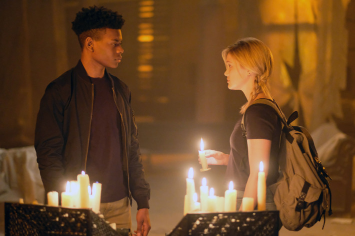 tandy tyrone from marvel cloak and dagger netflix