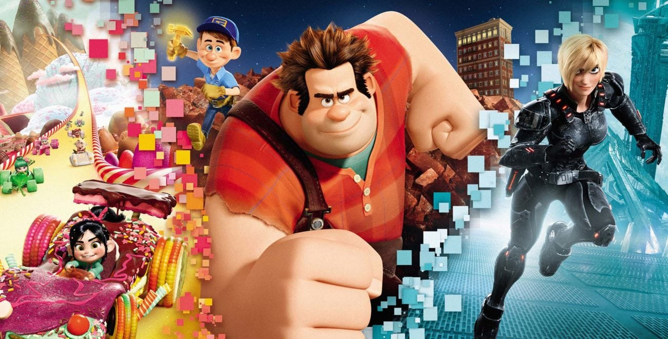 wreck it ralph 2 trailer breaks internet