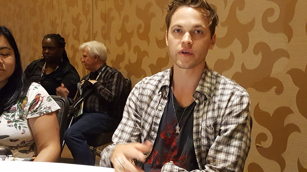 alex calvert movie tv tech geeks supernatural interview